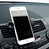 """Envi Car Phone Mount for Android Smartphones, iPhone 6 (4.7"""") / Plus (5.5"""") / 5S / 5C / 4S / 4, Samsung Galaxy S5 / S4 / S3 Note 4/3, Google Nexus 5/4, LG G3"""
