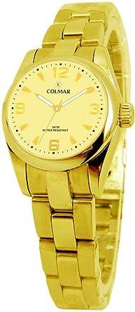 Colmar analógico-1680 Reloj unisex de pulsera analógico-
