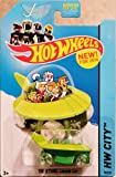 Hot Wheels, 2014 The Jetsons Capsule Car #90/250