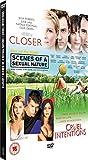Scenes Of A Sexual Nature/Cruel Intentions/Closer [DVD]
