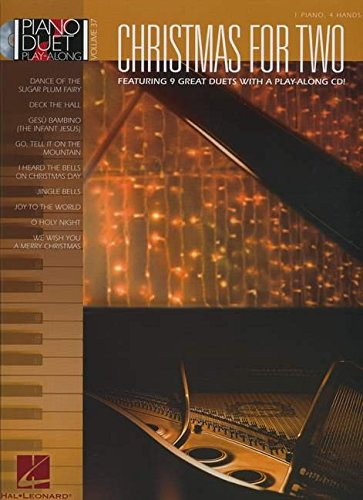 Christmas for Two: Piano Duet Play-Along Volume 37 Text fb2 ebook