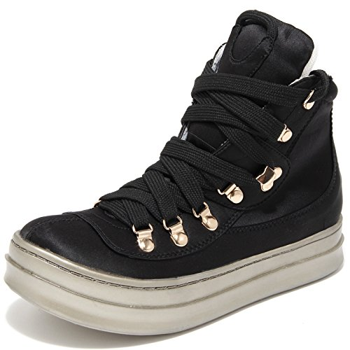 6892h Donna Sneakers Nero oro Shoes Jeffrey Women Campbell Scarpe Zeppe r5rxqwC4