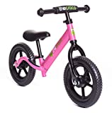 TheCroco Premium & Ultra-Light Balance Bike: Only 4 lbs Unrivaled Features