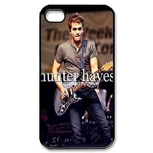 LSQDIY(R) Hunter Hayes iPhone 4,4G,4S Case, Custom iPhone 4,4G,4S Phone Case Hunter Hayes