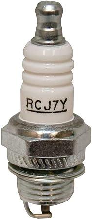 Set Of 2 Plugs 2x Champion RCJ7Y Spark Plug Fast Despatch