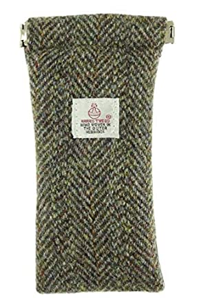 Authentic Harris Tweed Glasses Case Available In Various Colours
