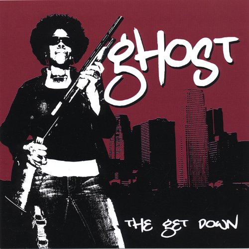 (Ghost) - Get Down (CD)