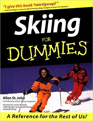 Skiing For Dummies Allen Sthn 0785555005068 Amazon Books