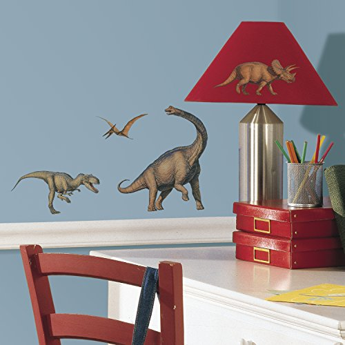 Dinosaurs Peel & Stick Wall Decals