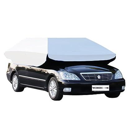 JL-Q Coche Car Carpa Móvil Carpa Plegable Coche Portátil Protector del Sol Paraguas Toldo