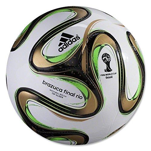 OFFICIAL FIFA 2014 WORLD CUP BRAZUCA FINAL MATCH SOCCER BALL SIZE 5 NEW