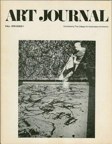 Art Journal: Fall 1979, Volume XXXIX, Number 1
