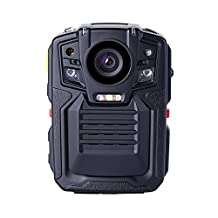 Seesii 32GB HD 1080P Police Force Tactical Body Worn Camera 5~8 hours 140Auto Infrared Night-Vision Motion Detection Police Military Body Camera