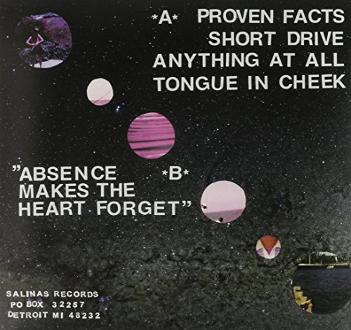 HEY HALLWAYS - ABSENCE MAKES THE HEART FORGET