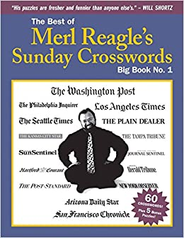 Book The Best of Merl Reagle's Sunday Crosswords: Big Book No. 1