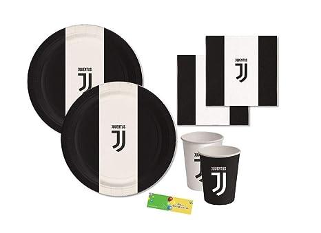 ultima selezione del 2019 prezzo basso catturare juve kit n 29 Addobbi Festa F.C. Juventus Accessori ...