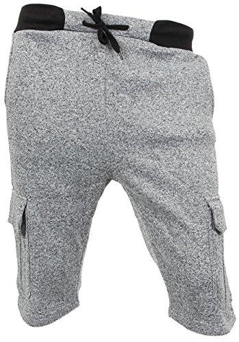 Active Fleece Shorts Casual Elastic