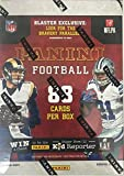 2016 Panini NFL Football Trading Cards Retail Factory Sealed Box