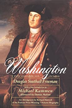 Washington by [Freeman, Douglas Southall]