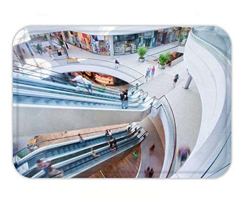 Beshowere Doormat modern shopping mall people in - Woodlands Mall The In