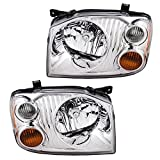 Driver and Passenger Headlights