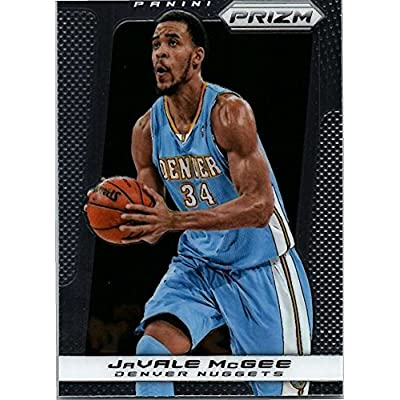 Image of 2013/14 Panini Prizm Commons #52 JaVale McGee Electronics
