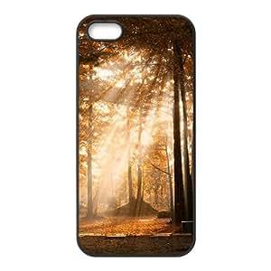 Sunshine beautiful nature scenery fashion phone case for iPhone 5s