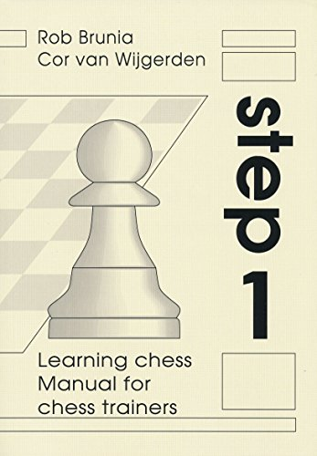 Learning Chess - Manual Step 1