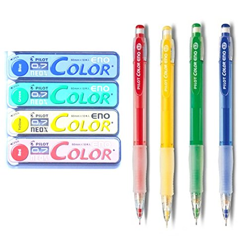 Pilot Color Mechanical Pencil Yellow