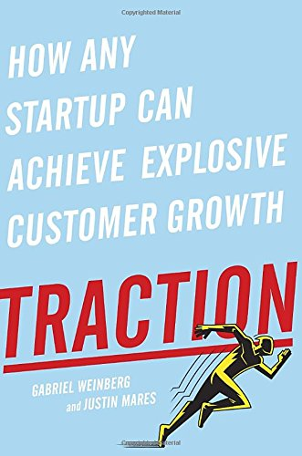 Traction Startup Achieve Explosive Customer product image
