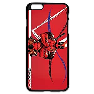 Deadpool Friendly Packaging Case Cover For IPhone 6 Plus (5.5 Inch) - Cool Style Skin
