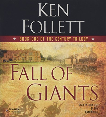 Fall of Giants (The Century Trilogy) by Penguin Audio