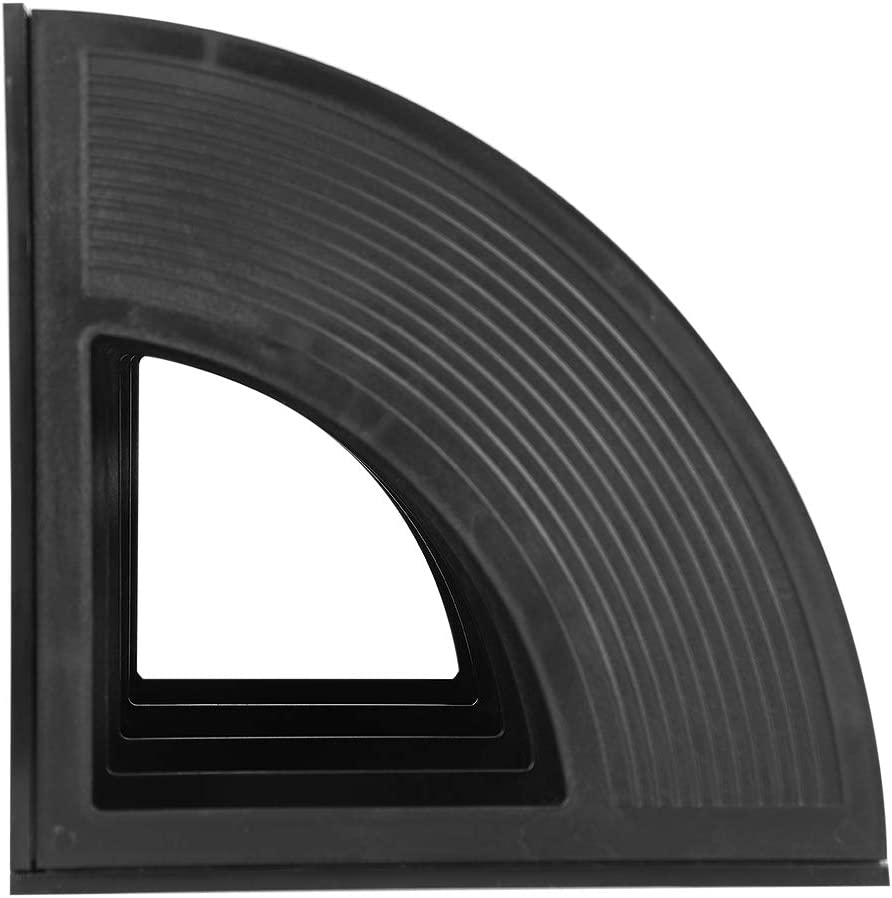 Organizador archivos escritorio revistero 4 compartimentos soporte archivos escritorio divisor papel organizador almacenamiento resistente marcos pl/ástico para documentos revistas papel libros