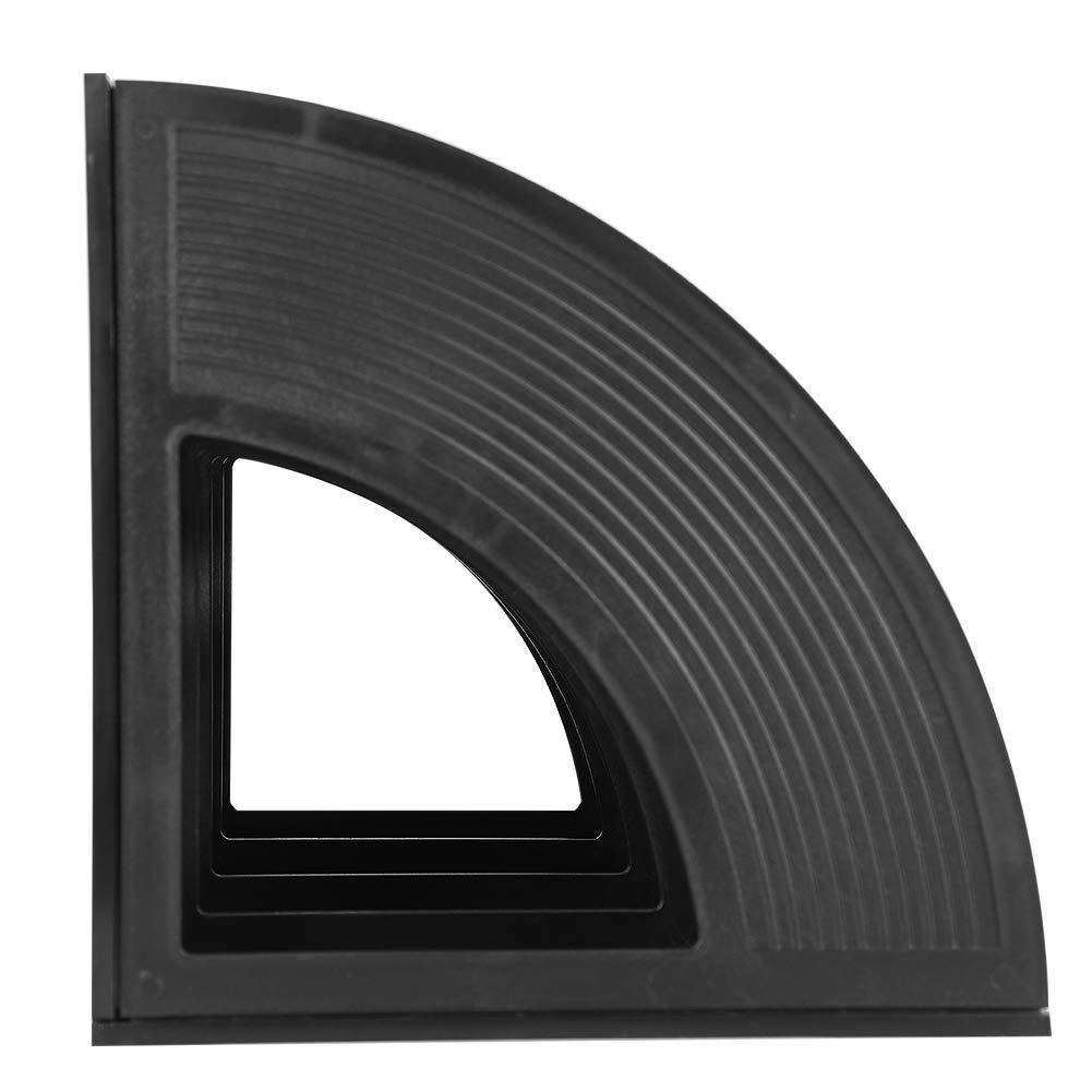 Recinto almacenamiento escritorio m/ódulo /índice 4*compartimentos estanter/ía organizador caja almacenaje polipropileno porte-fichier clasificador para papel A4/Documento Carpeta revista cuaderno CD