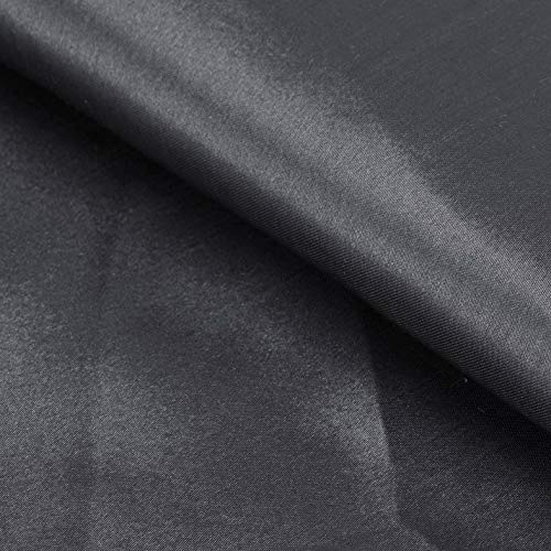(Mikash 54 x 10 Yards Satin Fabric Bridal Bolt Put-up for a Wedding Party Decorations | Model WDDNGDCRTN - 16828 |)