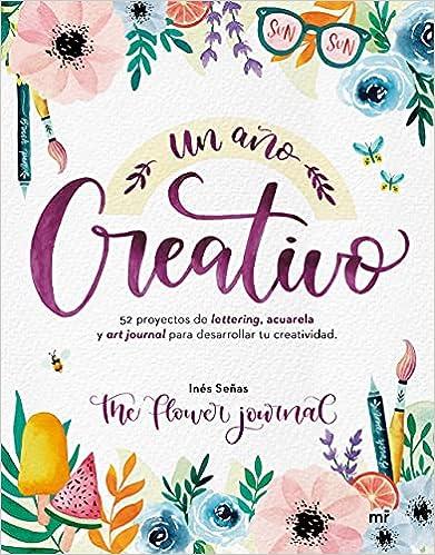 Un año creativo de Inés Señas (The Flower Journal)