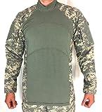 US ARMY COMBAT SHIRT (ACS) Massif Flame Resistant ACU (Medium)