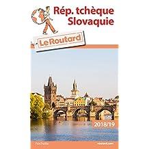 RÉPUBLIQUE TCHÈQUE, SLOVAQUIE 2018 + PLAN DE VILLE