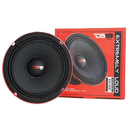 8 Inch Coaxial Loudspeaker - DS18 PRO-EXL84 Loudspeaker - 8