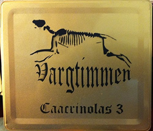 CAACRINOLAS: Vargtimmen (Audio CD)