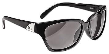 Dice Damen Sonnenbrille, Dark Brown, One Size, D01611-4