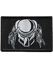 Titan One Europe - Tactical Predator Depredador Parche Táctico Bordado (Negro)