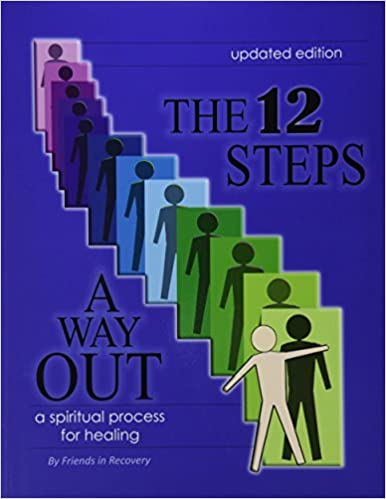 Book The 12 Steps : A Way Out : A Spiritual Process for Healing by Not Available (1995-09-06)