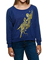Womens Natural Beauty Pullover