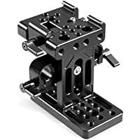 SmallRig Baseplate (Manfrotto) with 15mm Dual Rod Clamp - 1990