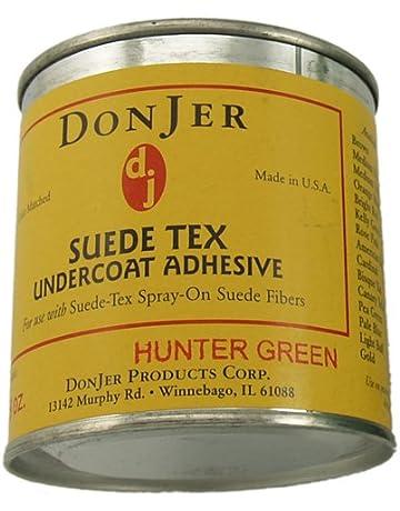 Black Suede Tex Adhesive M019
