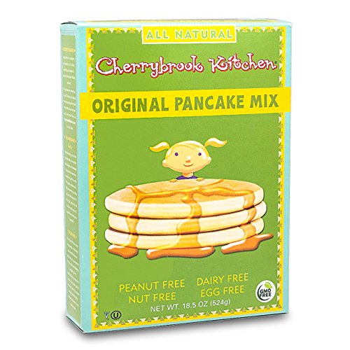 Cherrybrook Kitchen Original Pancake Mix, 18.5 oz (Pack of 6) by Cherrybrook Kitchen (Image #10)