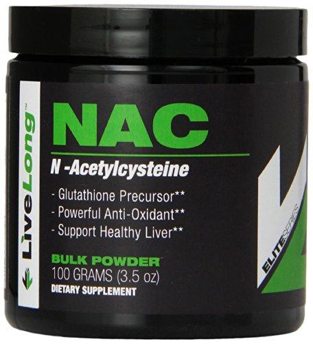 Pure N Acetyl L Cysteine NAC Powder product image
