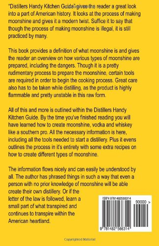 Free download distillers handy kitchen guide how to make moonshine.