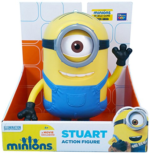 Thinkway Toys Minions-Stuart Action Figure